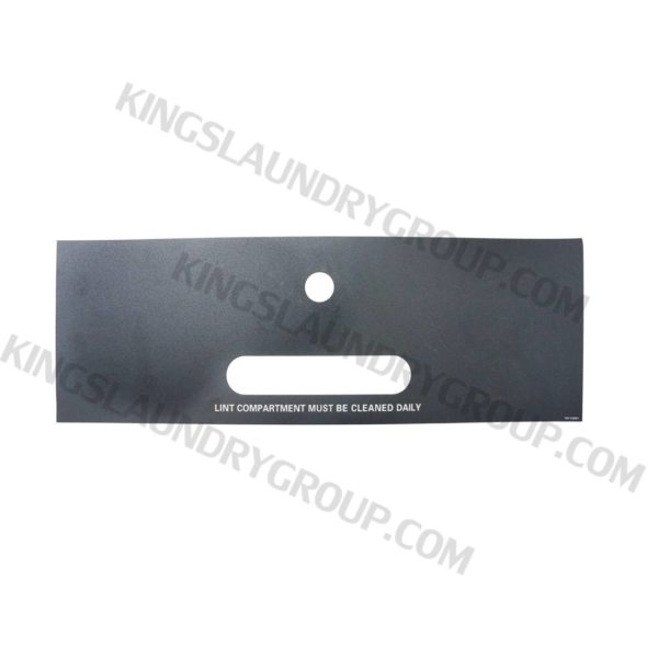 # 70115301 Lower Lint Drawer Overlay