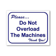 L103 Do Not Overload