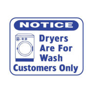 L125 Dryers For Wash Customers Only