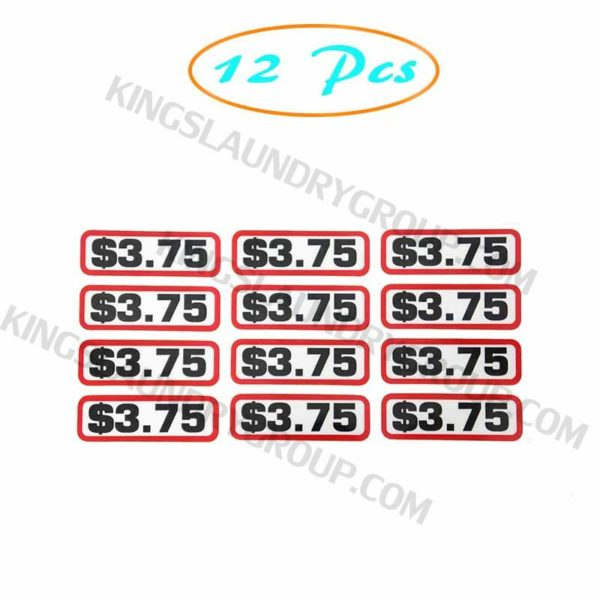 12 pcs Greenwald # 00-9104-41 Slide Decal  $3.75