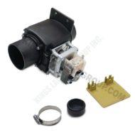 For # F200166400 Drain Valve Kit 220V 3 inch